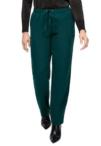 Triangle - REGULAR FIT - Trousers - emerald - 5