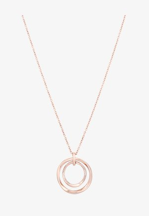 CLASSICS - Necklace - rosegold-coloured