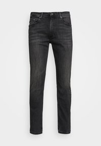 KARL LAGERFELD - 5 POCKET - Jeans slim fit - grey - 4