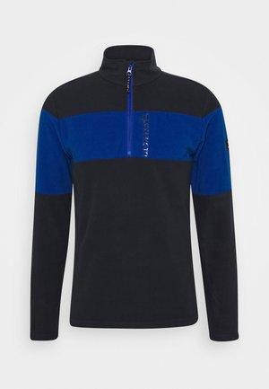 VAUGHN MENS  - Fleece jumper - space blue