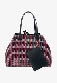 Tommy Hilfiger - ICONIC TOTE MONO - Tote bag - red - 7