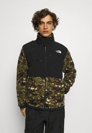 DENALI JACKET  - Fleece jacket - olive