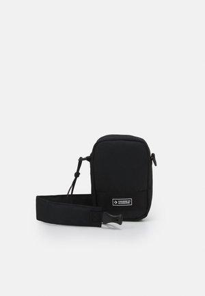 COMMS POUCH UNISEX - Across body bag - black