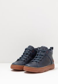 Camper - KIDO KIDS - Lace-up ankle boots - navy - 3