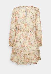 Forever New - KATIE TIERED SKATER DRESS - Robe d'été - vintage lemon - 1