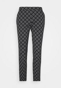 GANT - CIGARETTE PANT - Trousers - evening blue - 4
