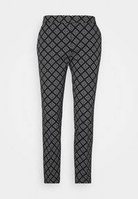 CIGARETTE PANT - Trousers - evening blue