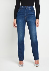 Levi's® - 70S HIGH STRAIGHT - Straight leg jeans - standing steady - 0