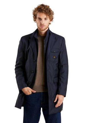 Short coat - blu scuro