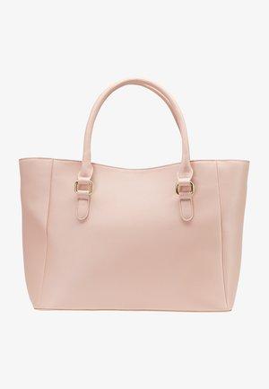 HENKELTASCHE - Handbag - dusky pink