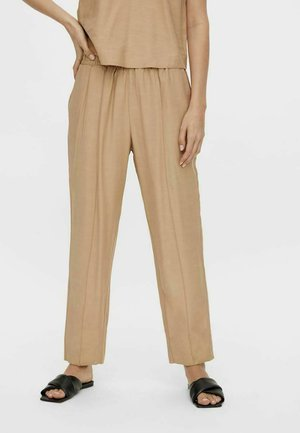 YASMOLLA - Trousers - tan