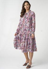 Dea Kudibal - VIOLA - Day dress - persian multi - 0