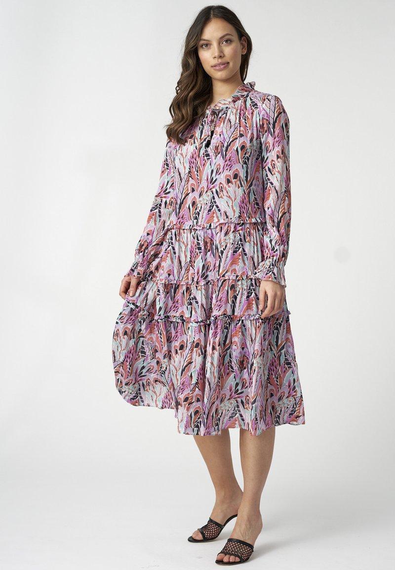 Dea Kudibal - VIOLA - Day dress - persian multi