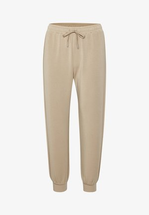Tracksuit bottoms - sandstone