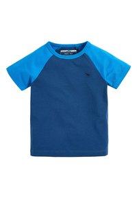 Next - MULTI 4 PACK RAGLAN SLEEVE T-SHIRTS (3MTHS-7YRS) - Print T-shirt - white - 1