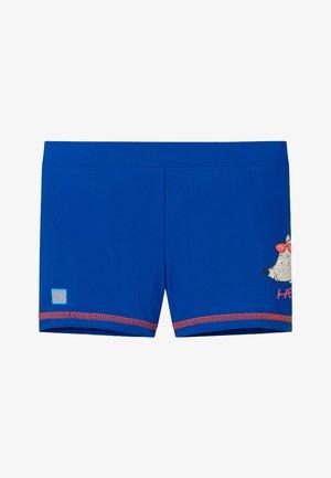 Swimming trunks - royal