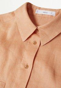 Mango - JENI - Button-down blouse - oranje - 5