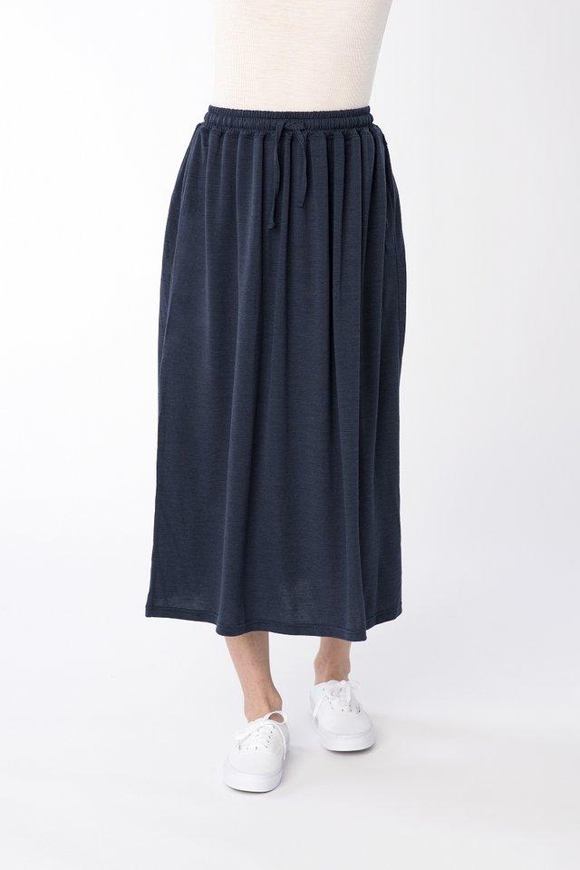 Sports skirt - dark blue