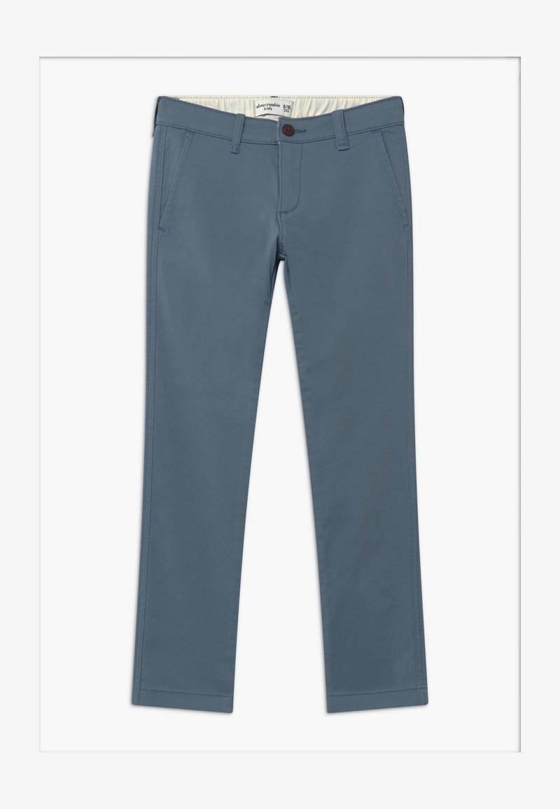 Abercrombie & Fitch - THE PERFECT - Chinos - blue