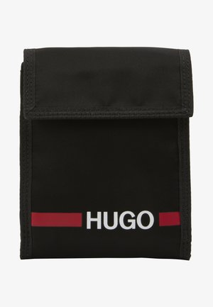 RECORD NECK POUCH - Wallet - black