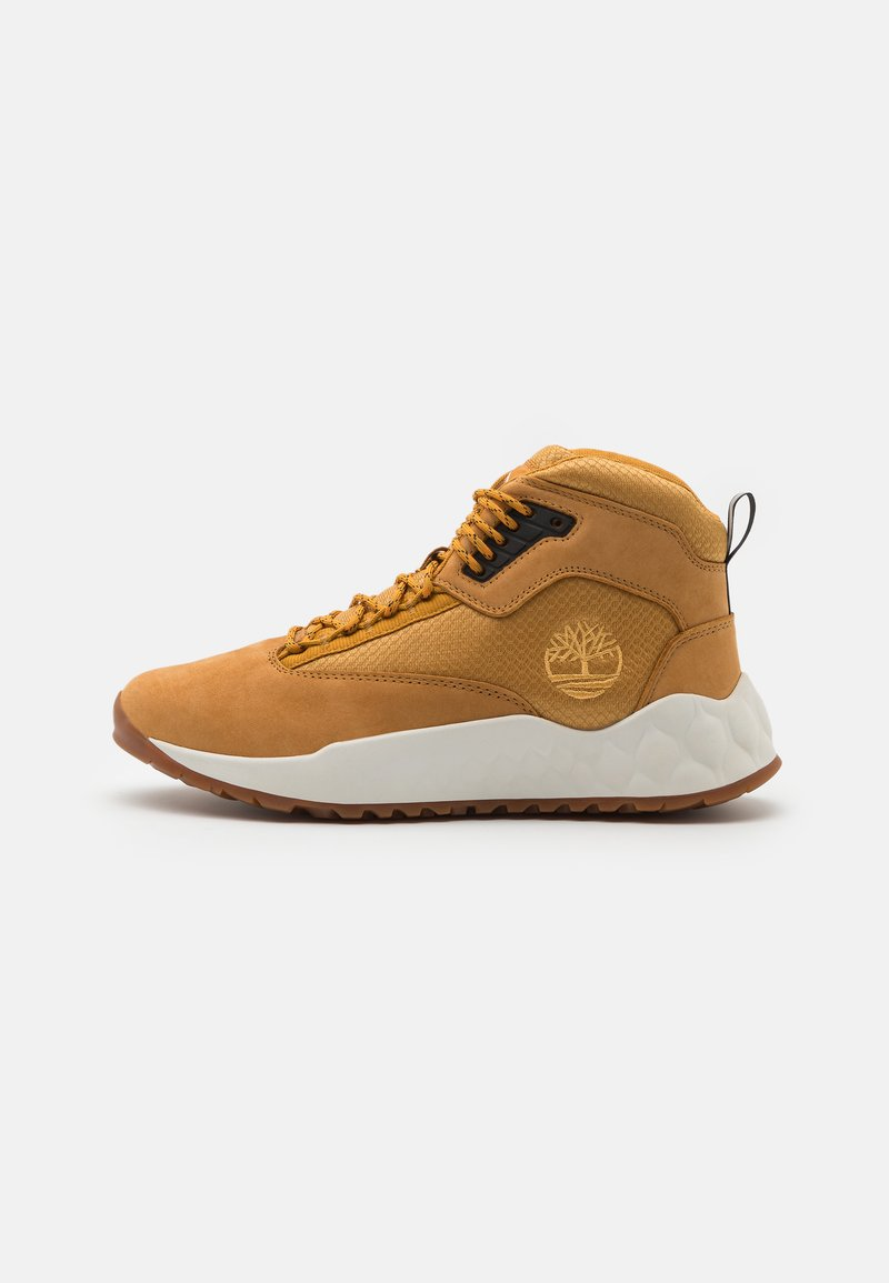 Timberland - SOLAR WAVE MID - High-top trainers - wheat