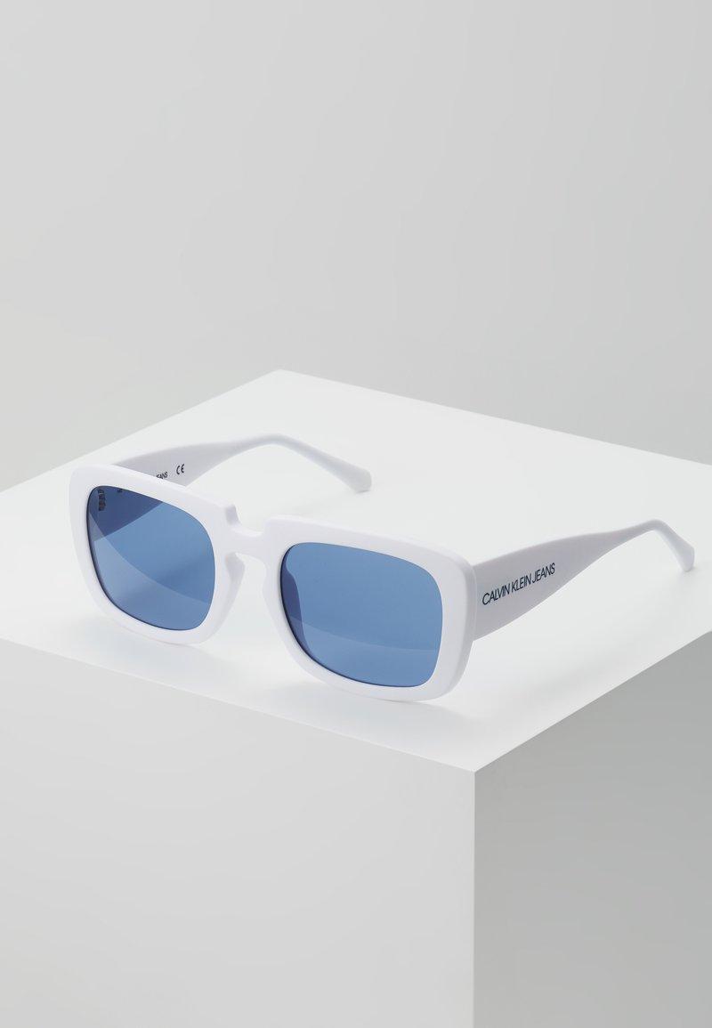 Calvin Klein Jeans - Sunglasses - white