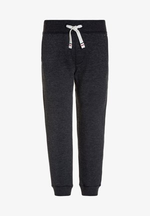 BOYS BASIC  - Tracksuit bottoms - sky captain