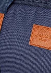 Kangol - Sac de voyage - navy blue/brown - 3