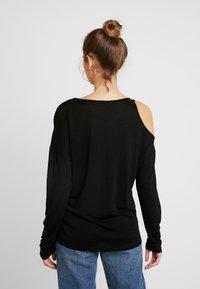 Pepe Jeans - CORA - Camiseta de manga larga - black - 2