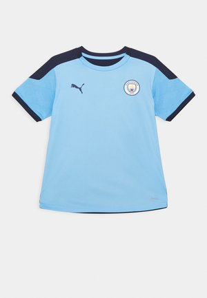 MANCHESTER CITY TRAINING  - Club wear - team light blue-peacoat