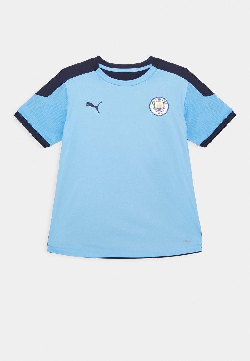 Puma - MANCHESTER CITY TRAINING  - Club wear - team light blue-peacoat