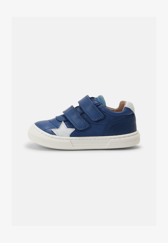 KAE UNISEX - Zapatos con cierre adhesivo - blue