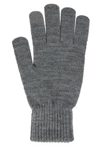 Jack & Jones - JACBARRY GLOVES - Guantes - grey melange - 2