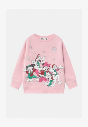 DISNEY MICKEY CREW - Sweater - pink