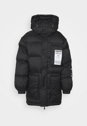 LIGHT  - Zimní bunda - nero