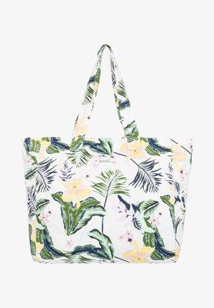 Tote bag - bright white praslin