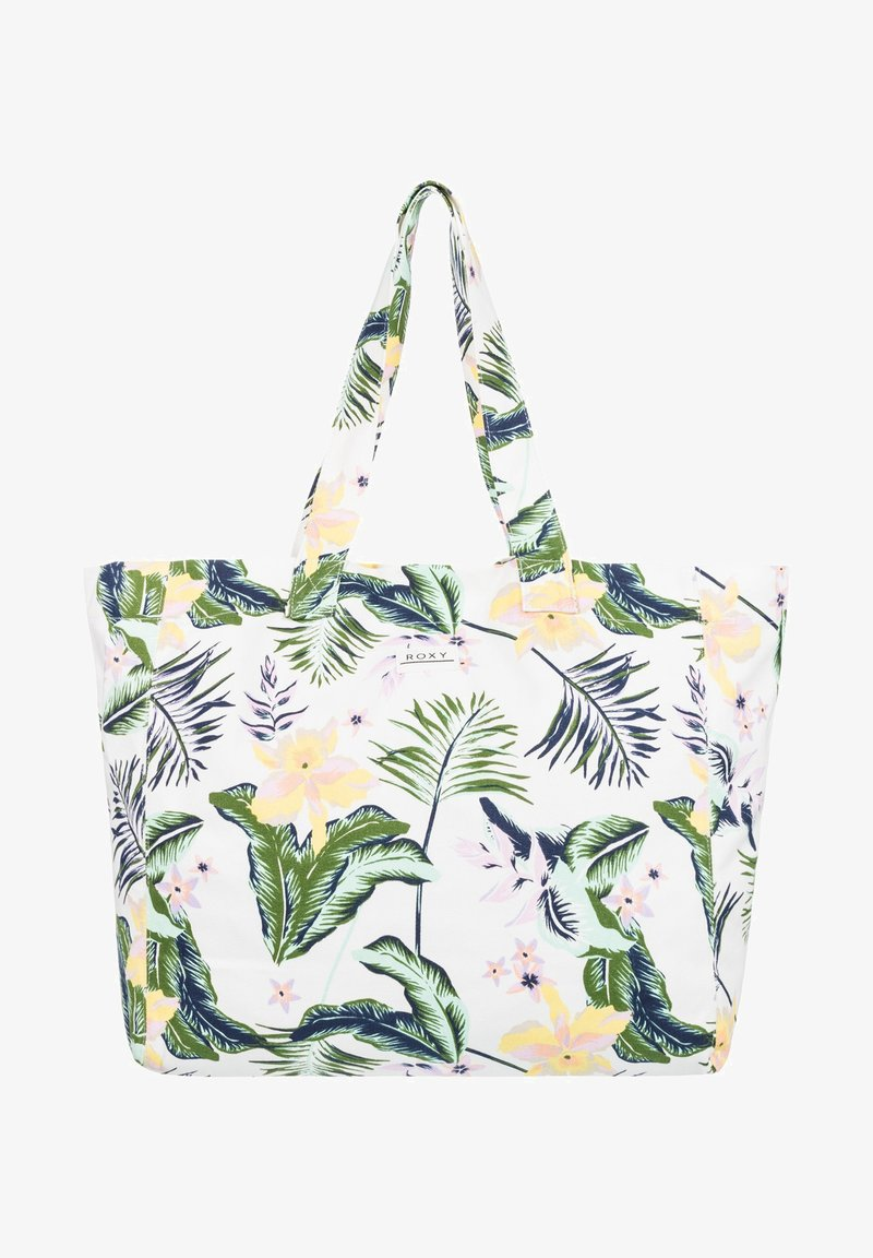 Roxy - Tote bag - bright white praslin