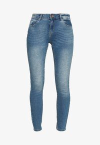 ONLY - ONLDAISY LIFE - Vaqueros pitillo - light blue denim - 4