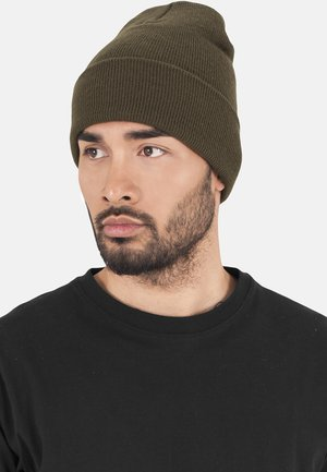 YUPOONG HEAVYWEIGHT  - Beanie - olive
