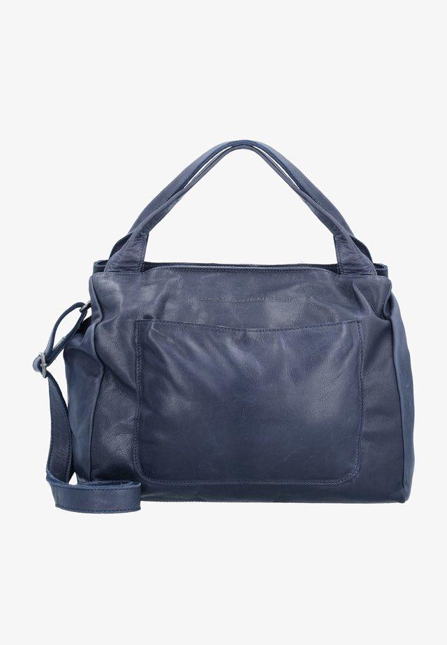 CARDIFF - Handbag - blau