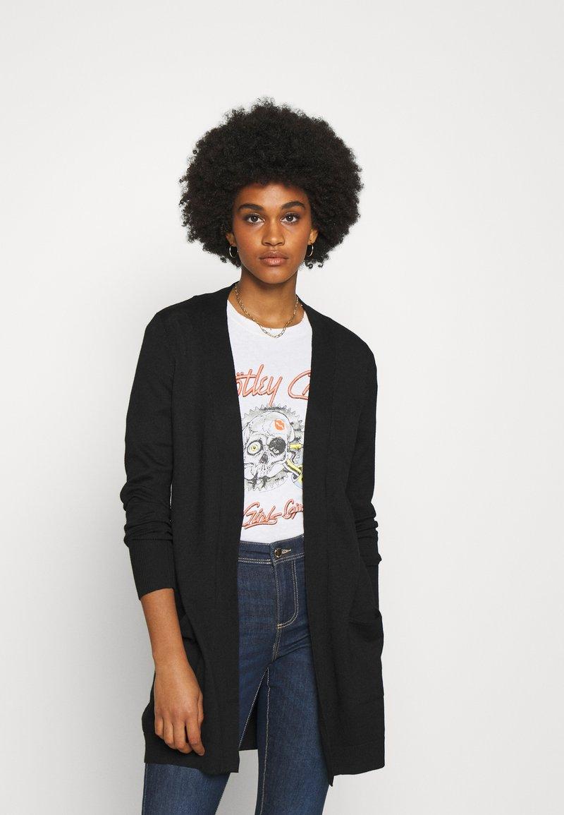 ONLY - ONLDIXIE CARDIGAN - Cardigan - black