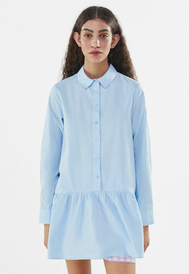 Robe chemise - light blue