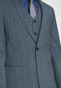 Viggo - NOAH 3PCS SUIT - Kostym - mid blue - 10