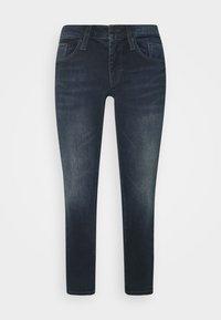 Tommy Jeans - SCARLETT  - Jeans Skinny Fit - jade dark blue - 4