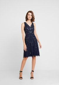 Anna Field - Cocktail dress / Party dress - dark blue - 0