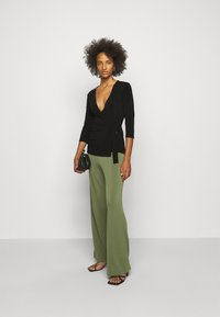 By Malene Birger - SHANELLE - Long sleeved top - black - 1
