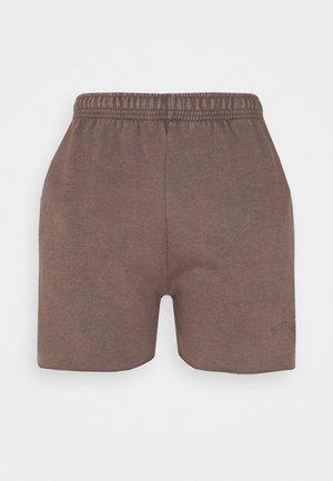 JOGGER - Shorts - chocolate