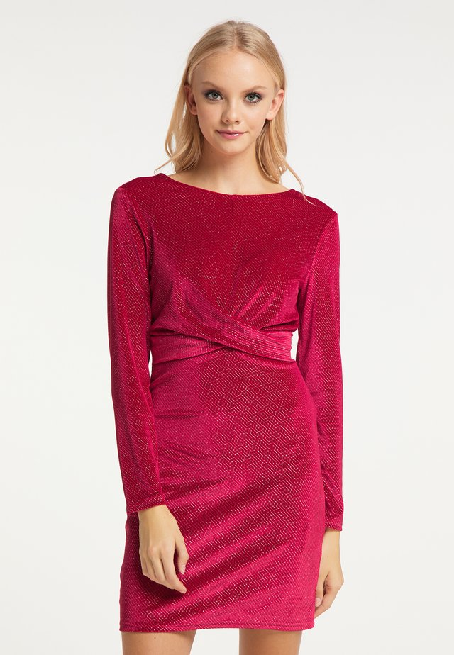 Sukienka koktajlowa - rot