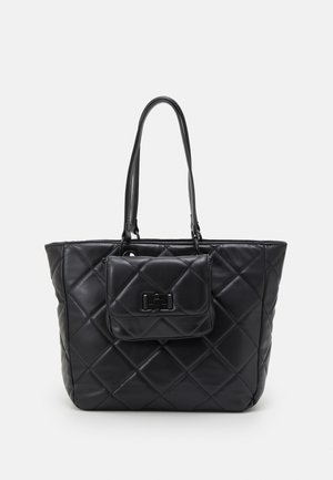 IBOECIA SET - Handbag - jet black