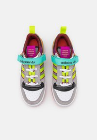 adidas Originals - FORUM - Sneakers - sonic fuchsia/pink tint/acid mint - 5